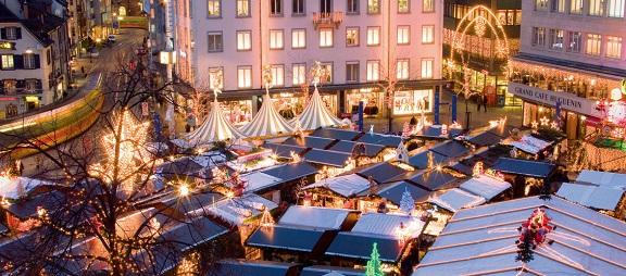 Christmas market Basel